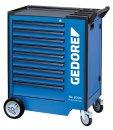 GEDORE BLUE 1500 ES-03-2004  Dílenský vozík s 325dílným sortimentem nářadí 1500 ES-03-2004 2657716